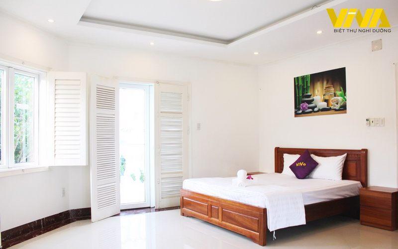 Phòng ngủ Biệt thự An Viên Nha Trang