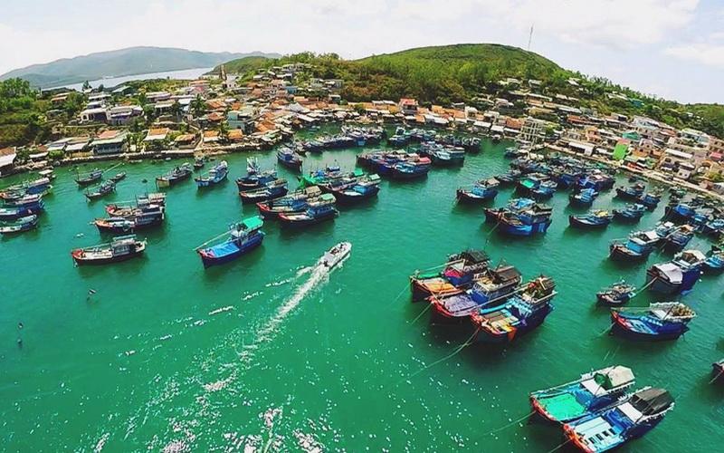 Cảng Cửa Bé, Tour 4 đảo Nha Trang