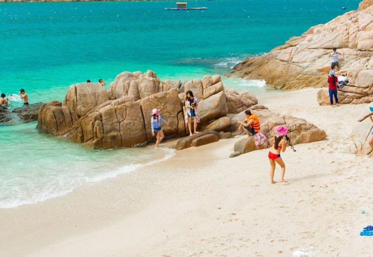 Đảo Bình Ba Cam Ranh