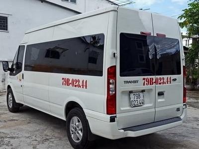 Cho thuê xe 16 chỗ Pleiku Gia Lai