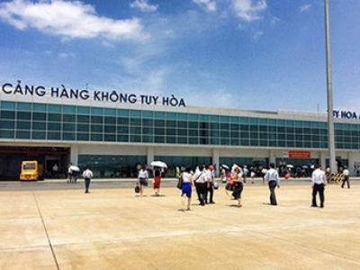 Cho thuê xe sân bay Đông Tác Tuy Hòa Phú Yên