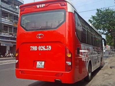 Cho thuê xe 35 chỗ Phan Rang Ninh Thuận