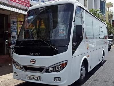 Cho thuê xe 29 chỗ Phan Rang Ninh Thuận