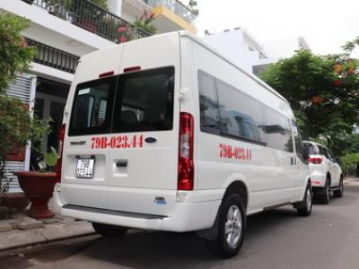 Cho thuê xe 16 chỗ Quy Nhơn-Binh Định