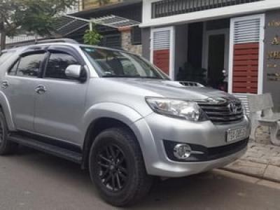 Cho thuê xe 7 chỗ Quy Nhơn Bình Định