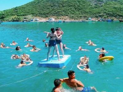 Bảng giá tour 4 đảo Nha Trang chương trình 2021