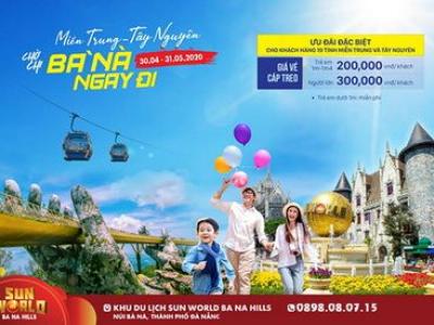 Bảng giá vé tham quan du lịch Miền Trung 2021