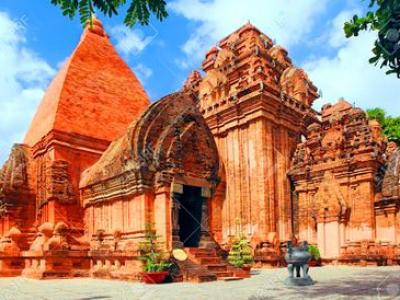Khu di tích Tháp Bà Ponagar Nha Trang Khánh Hòa