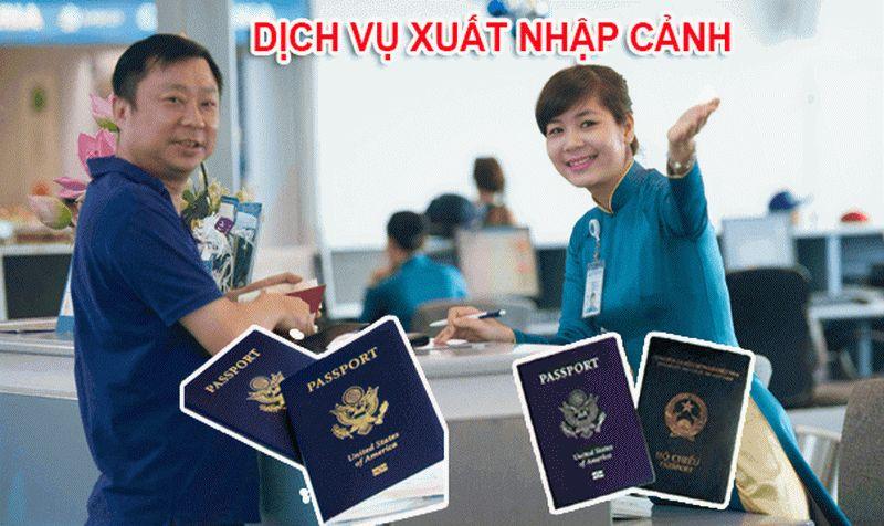 Thủ tục Xuất nhập cảnh Việt Nam