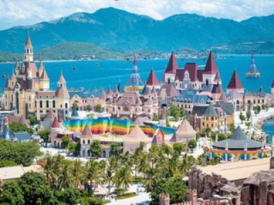 Tour du lịch biển Nha Trang 3 ngày 2 đêm kỳ thú!