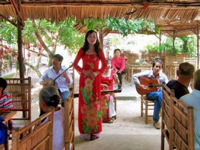 Tour Nha Trang Cần Thơ Hà Tiên Sài Gòn Củ Chi Đà Lạt 6 Ngày