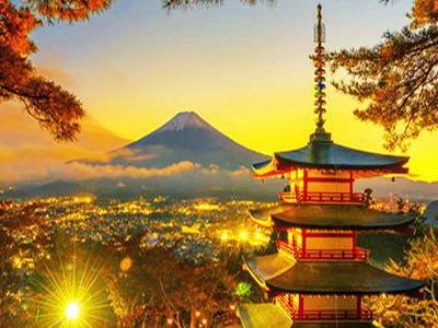 Tour Du Lịch Nhật Bản Ngắm Hoa Anh Đào