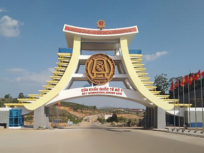 Tour Nha Trang - Đăk Lăk - Pleiku - Kon Tum - Lào – Thái Lan - Cửa khẩu Bờ y