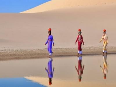 Tour Cát Vàng Ninh Thuận Sắc Hoa Đà Lạt