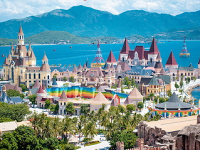 Vinpearl Land, Nha Trang Hanoi Tours 2 days 1 night By Plane