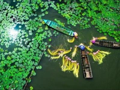 Tour Nha Trang - Cần Thơ - Hà Tiên - Sài Gòn - Củ Chi - Đà Lạt